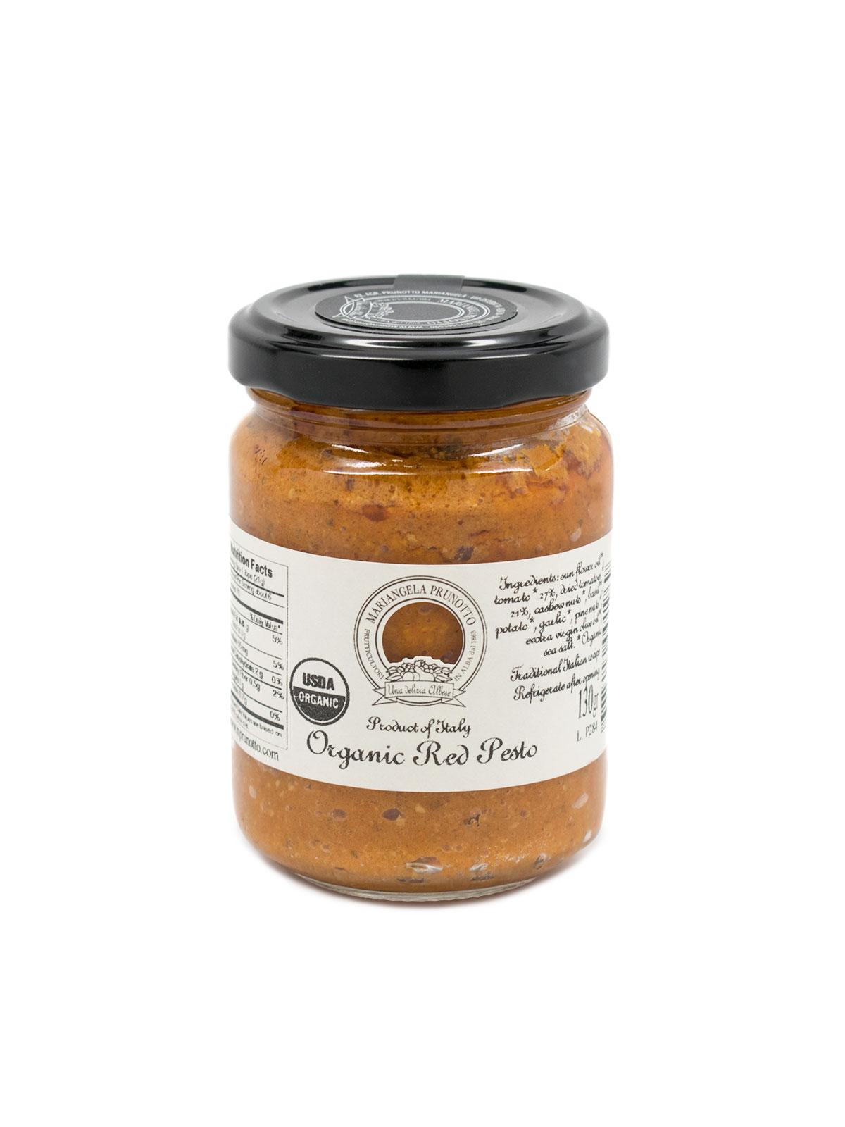 Organic Red Pesto - Pantry - Buon'Italia