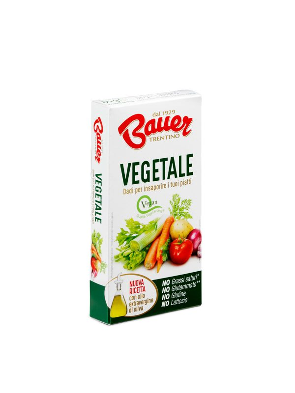Bauer Vegetable Stock Cubes - Pantry - Buon'Italia