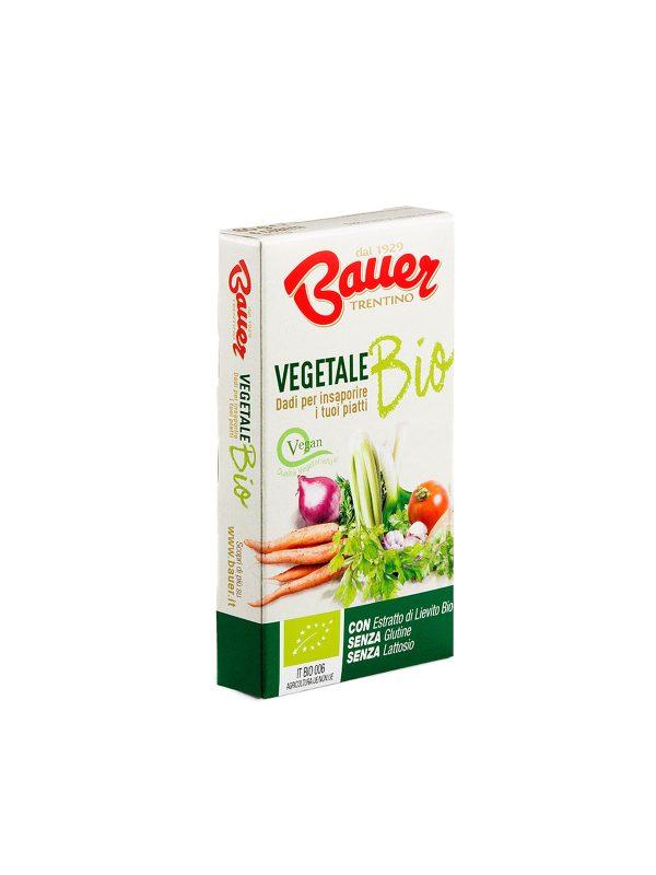 Bauer Organic Vegetable Stock Cubes - Pantry - Buon'Italia
