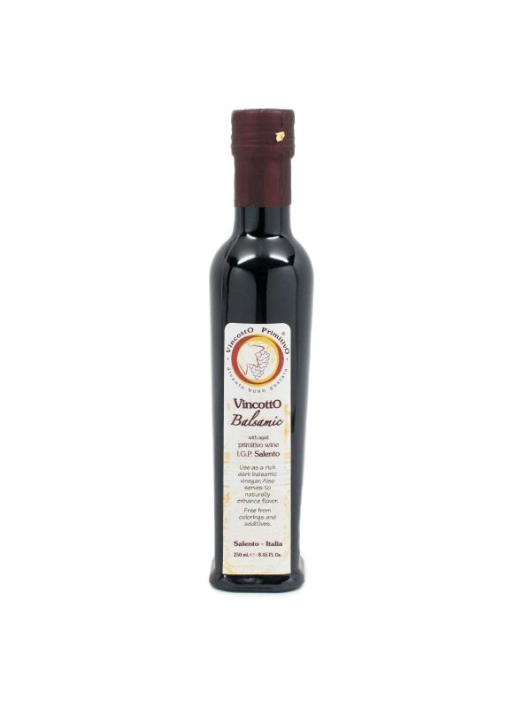 Vincotto Balsamic - Oils & Vinegars - Buon'Italia