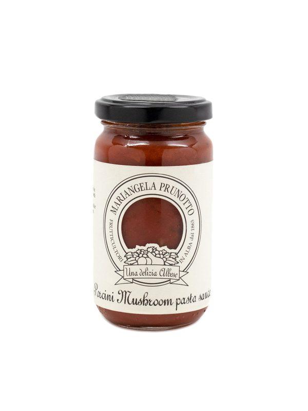 Pasta Sauce with Porcini Mushrooms- Pantry - Buon'Italia