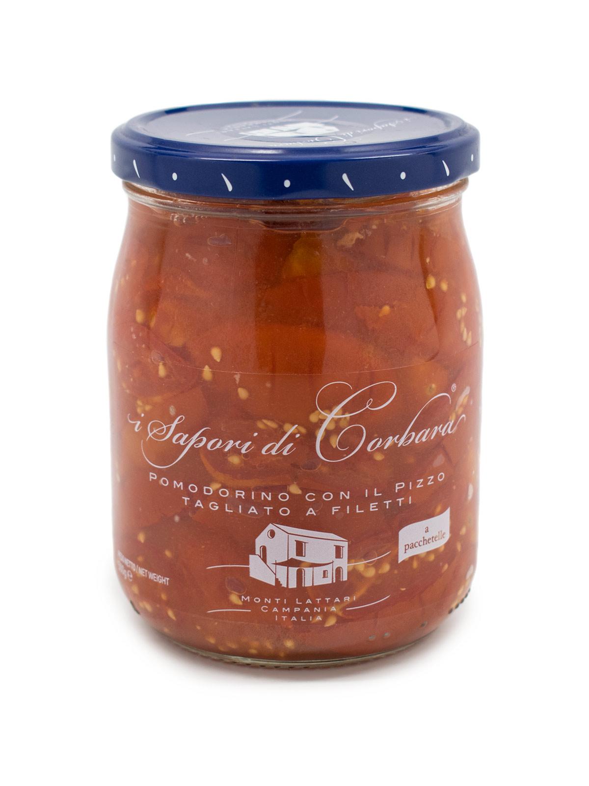 Pomodorino Vesuvio a Pacchetella - Vegetables - Buon'Italia