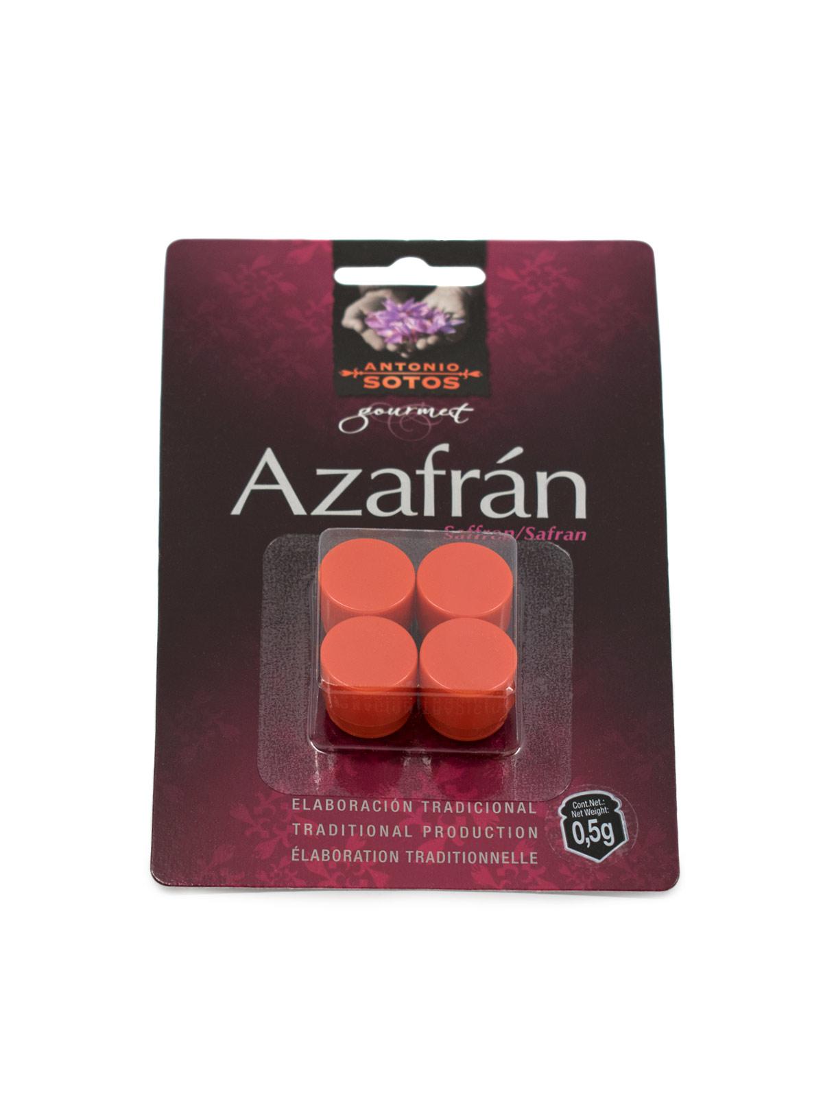 Gourmet Saffron (Blister Capsules) - Pantry - Buon'Italia