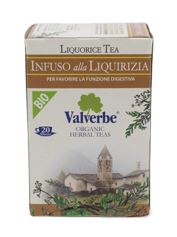 Licorice Tea - Beverages - Buon'Italia