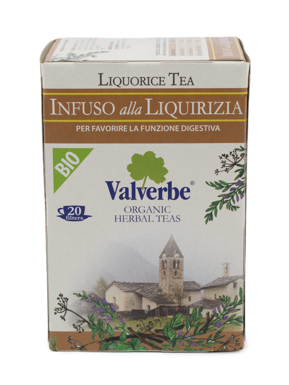 Licorice Tea - Beverages - Buon'Italia