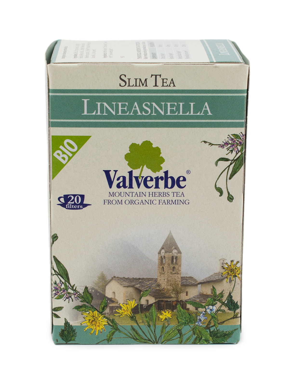 Herbal Slimming Tea - Beverages - Buon'Italia