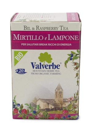 Blueberry and Raspberry Tea - Beverages - Buon'Italia