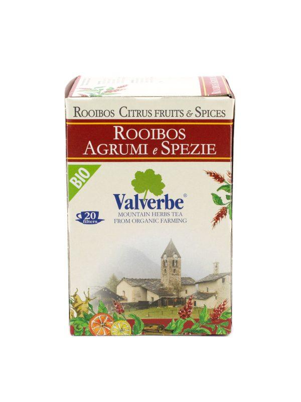 Rooibos Citrus and Spice Tea - Beverages - Buon'Italia