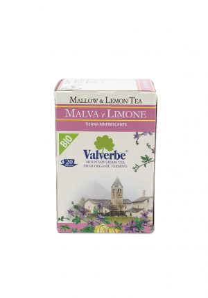 Mallow and Lemon Tea - Beverages - Buon'Italia