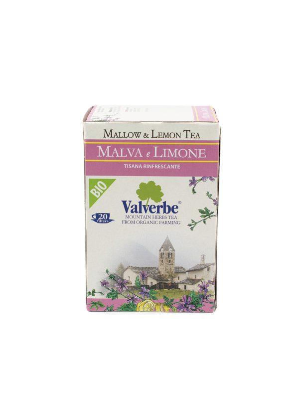 Mallow and Lemon Tea - Beverages - Buon'Italia