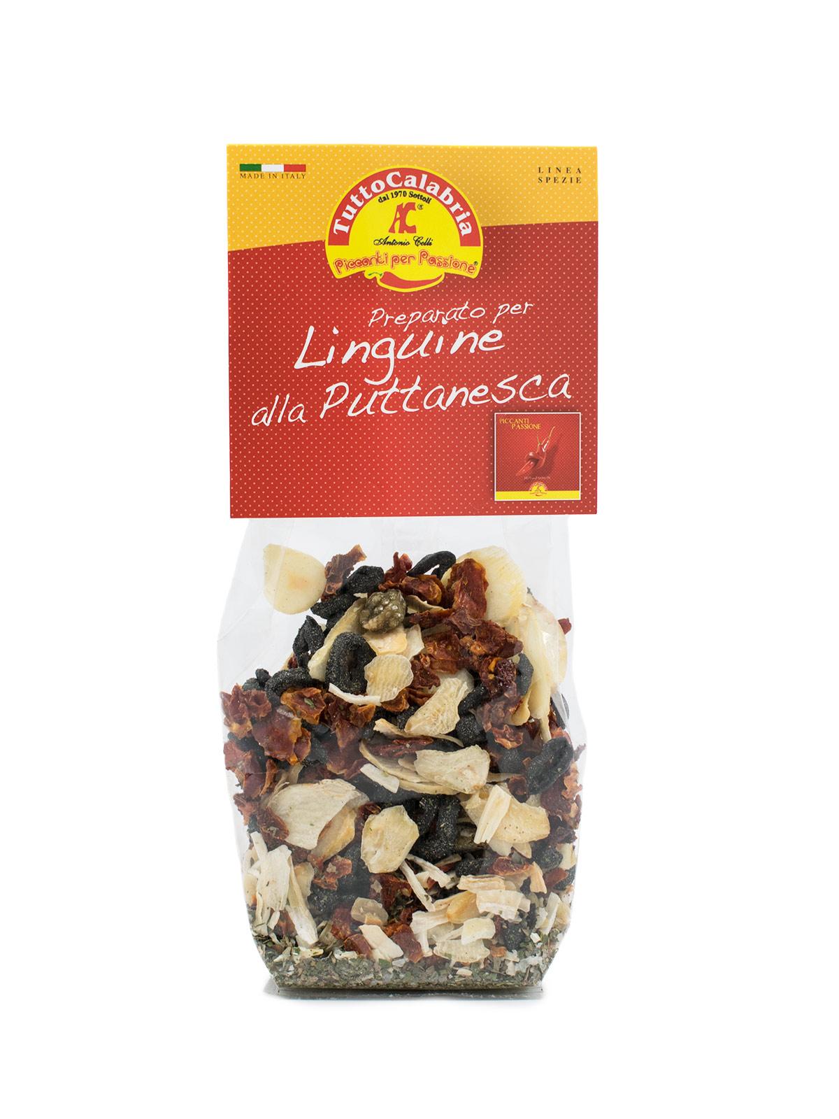 Linguine alla Puttanesca - Pantry - Buon'Italia
