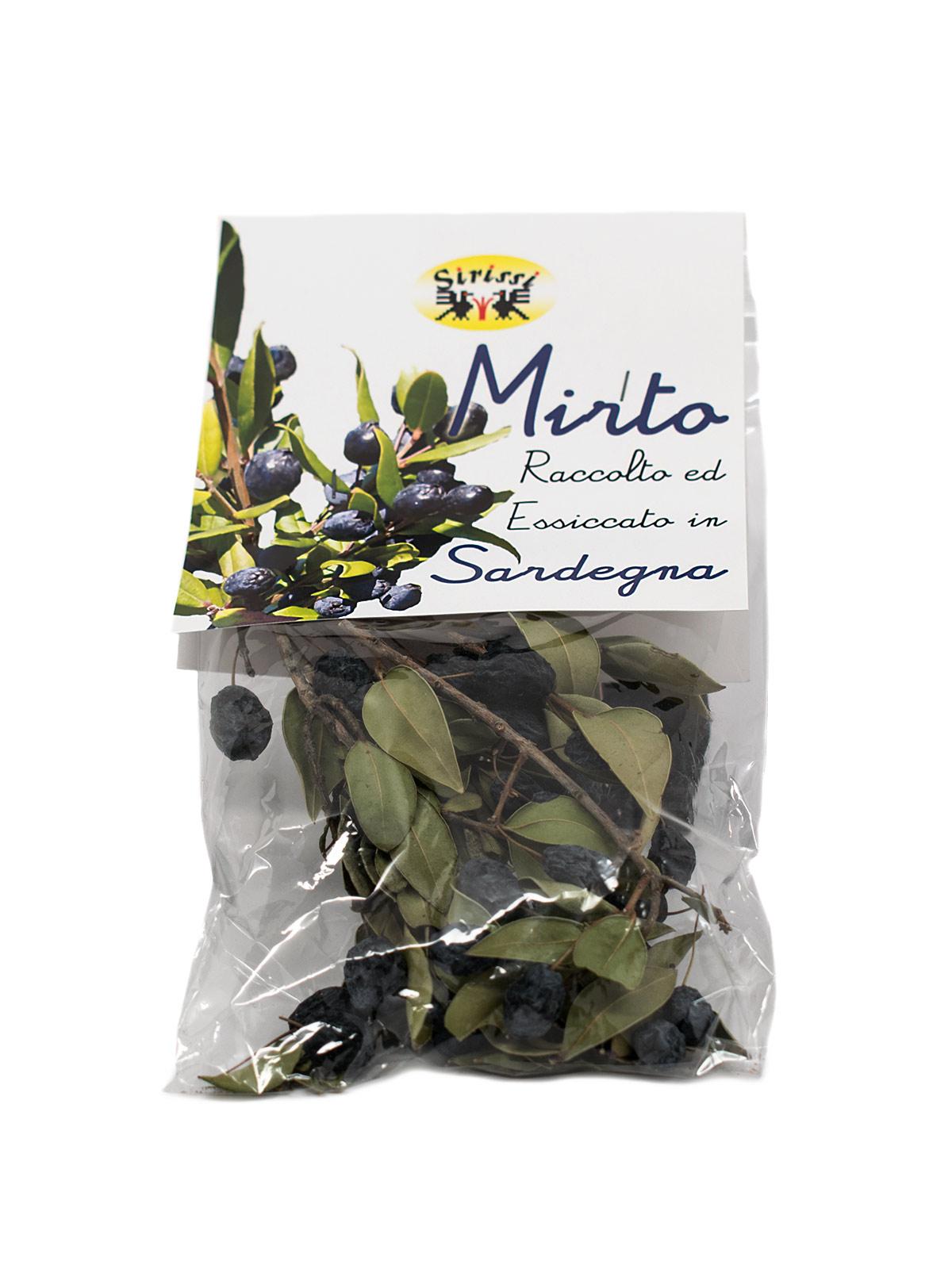 Spezie di Sardegna Dried Myrtle - Pantry - Buon'Italia