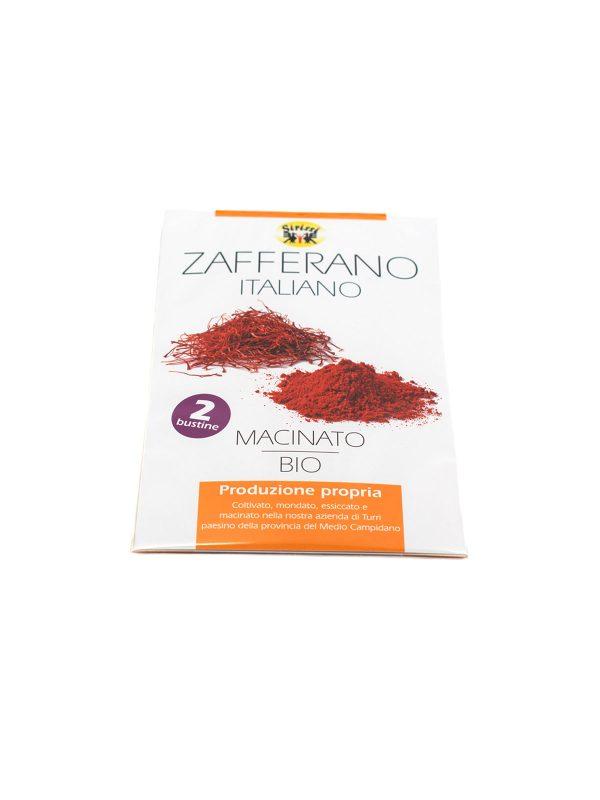 Spezie di Sardegna Organic Saffron Powder of Turri- Pantry - Buon'Italia