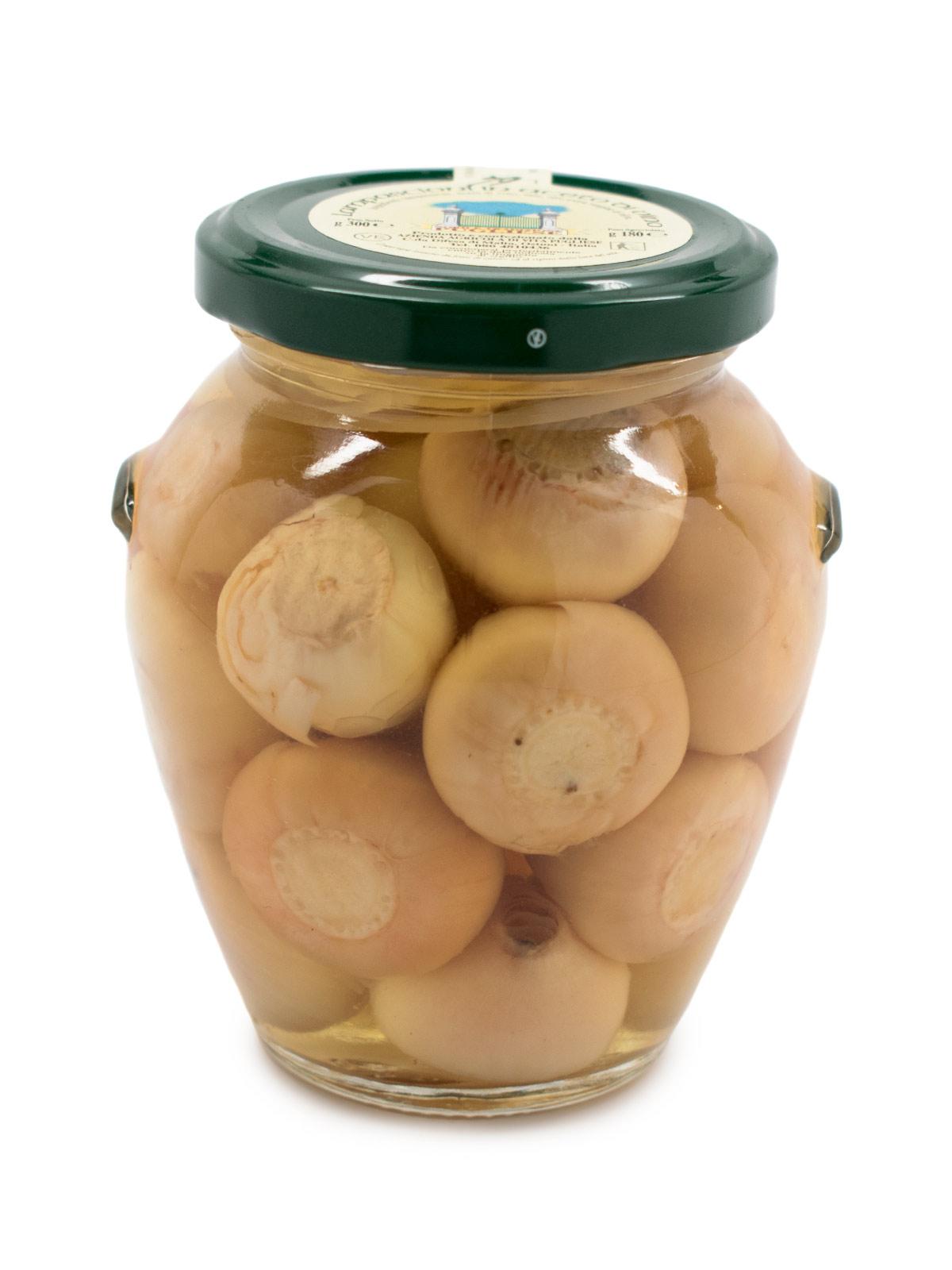 Lampascioni in Wine Vinegar - Vegetables - Buon'Italia