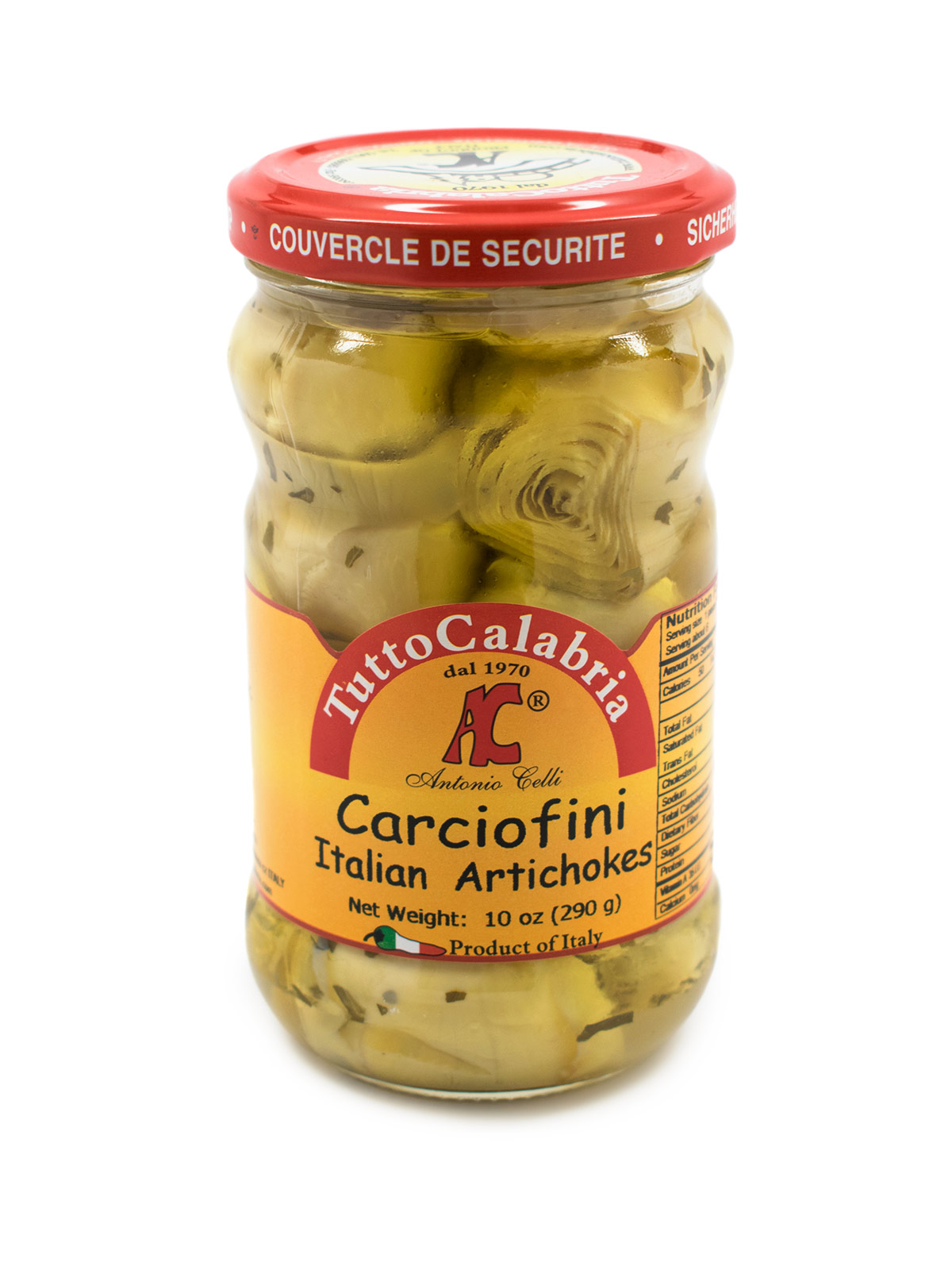 Italian Artichokes - Vegetables - Buon'Italia
