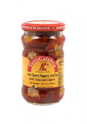 Hot Pepper Stuffed with Tuna - Vegetables - Buon'Italia