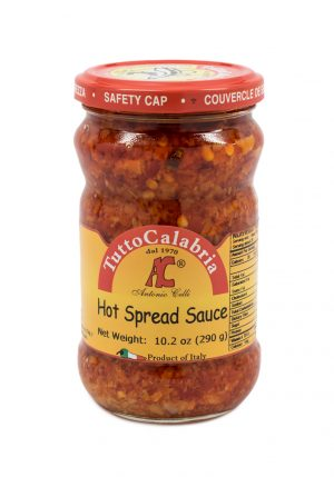 Hot Spread Sauce - Pantry - Buon'Italia
