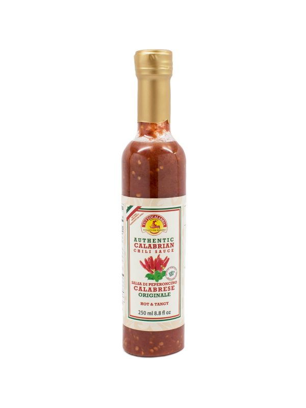 Authentic Calabrian Chili Sauce - Pantry - Buon'Italia
