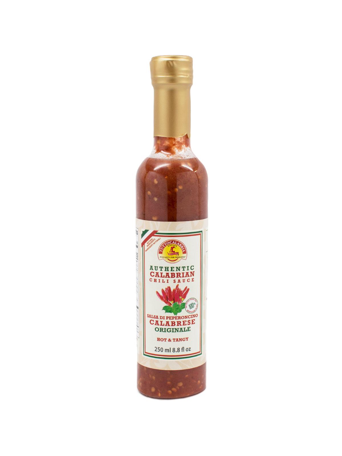 Authentic Calabrian Chili Sauce - Pantry - Buon'Italia