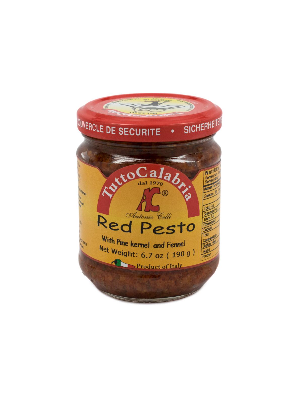 Red Pesto - Pantry - Buon'Italia