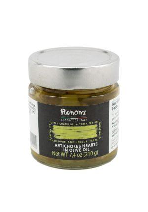 Artichoke Hearts in Olive Oil - Vegetables - Buon'Italia