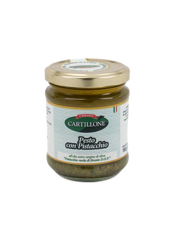 Pistachio Bronte Pesto - Pantry - Buon'Italia