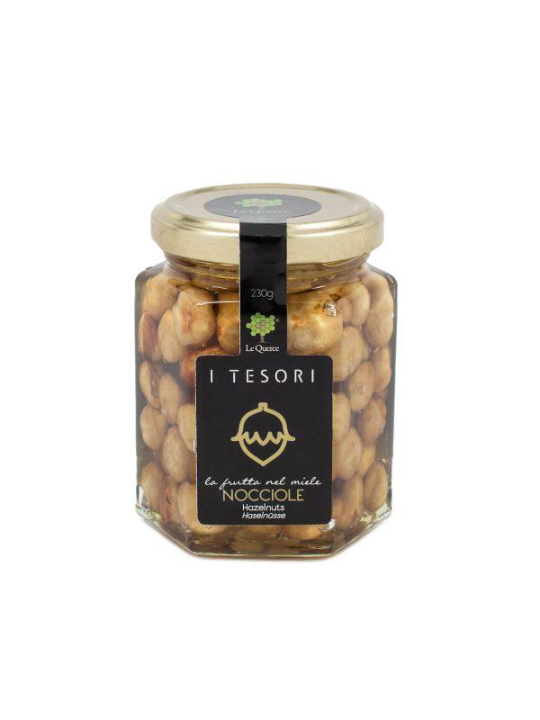 Honey with Hazelnuts - Pantry - Buon'Italia