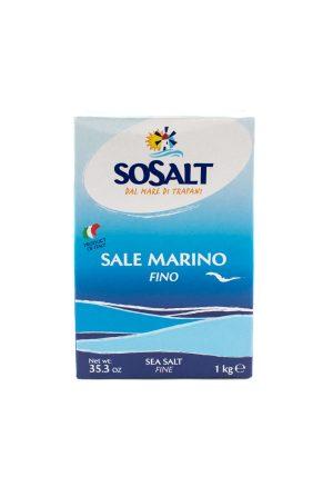 Fine Sicilian Sea Salt - Pantry - Buon'Italia