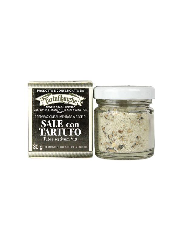 Salt from Guérande - Truffles - Buon'Italia
