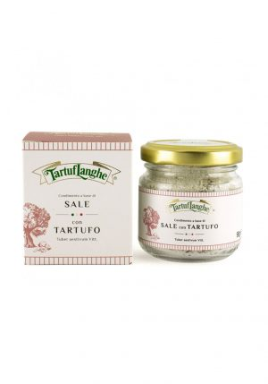 Grey Salt from Guérande with Summer Truffle - Truffles - Buon'Italia