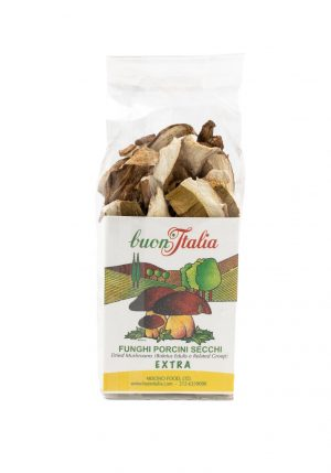 Dried Porcini Mushrooms Extra - Vegetables - Buon'Italia