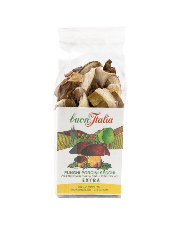 Dried Porcini Mushrooms Extra - Vegetables - Buon'Italia