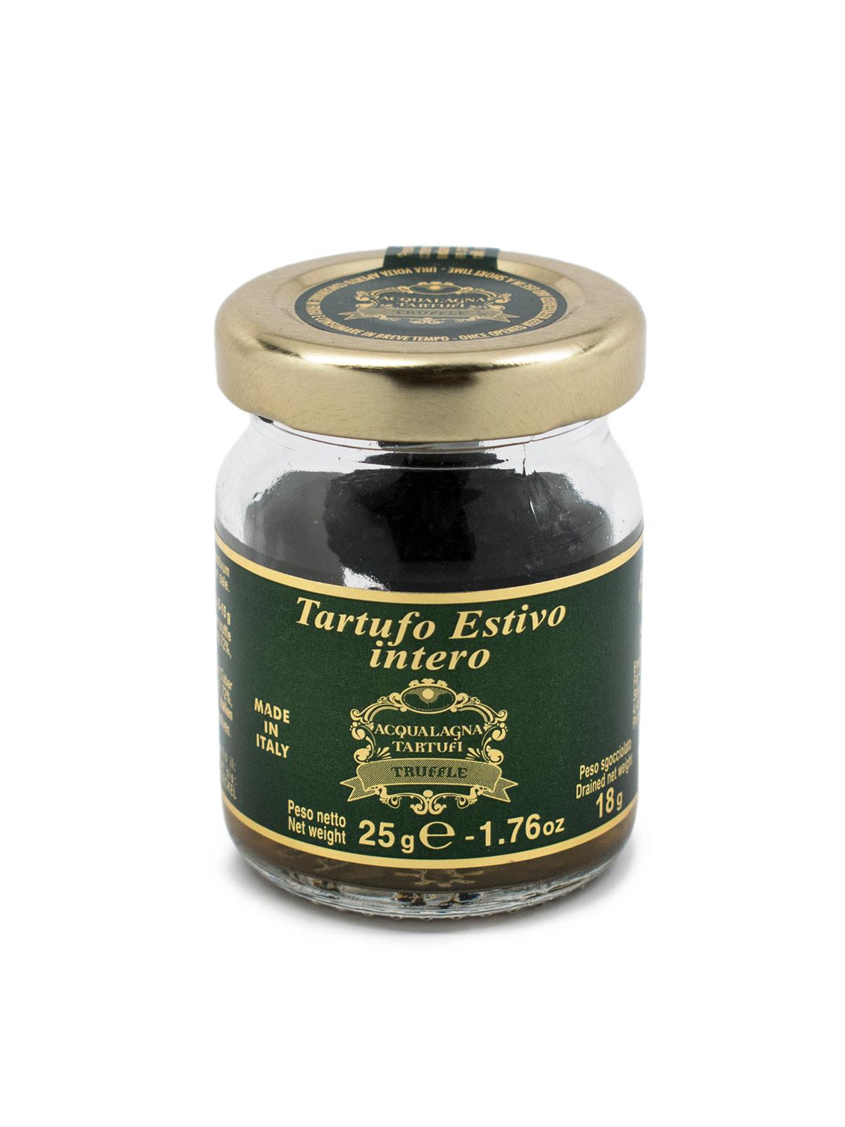 Black Summer Truffle - Truffles - Buon'Italia