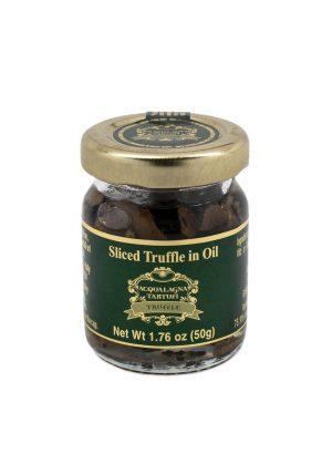 Sliced Summer Truffle in Oil - Truffles - Buon'Italia