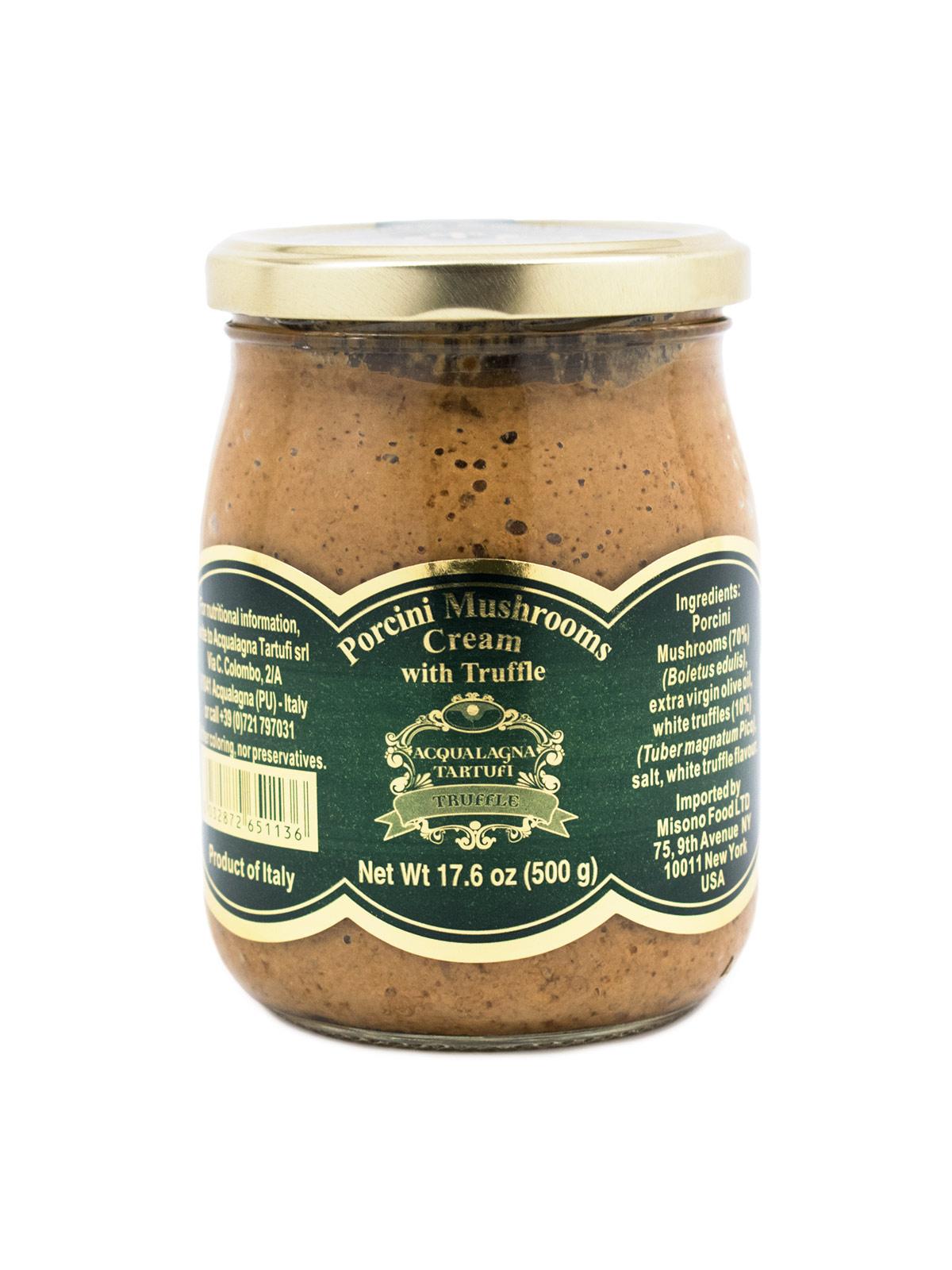 Truffle Porcini Mushroom Cream - Truffles - Buon'Italia