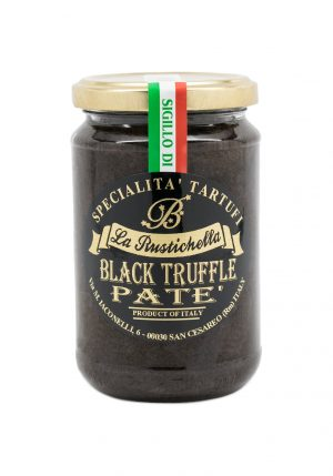 Black Truffle Pate - Truffles - Buon'Italia