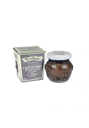 Summer Truffle Slices in Olive Oil - Truffles - Buon'Italia