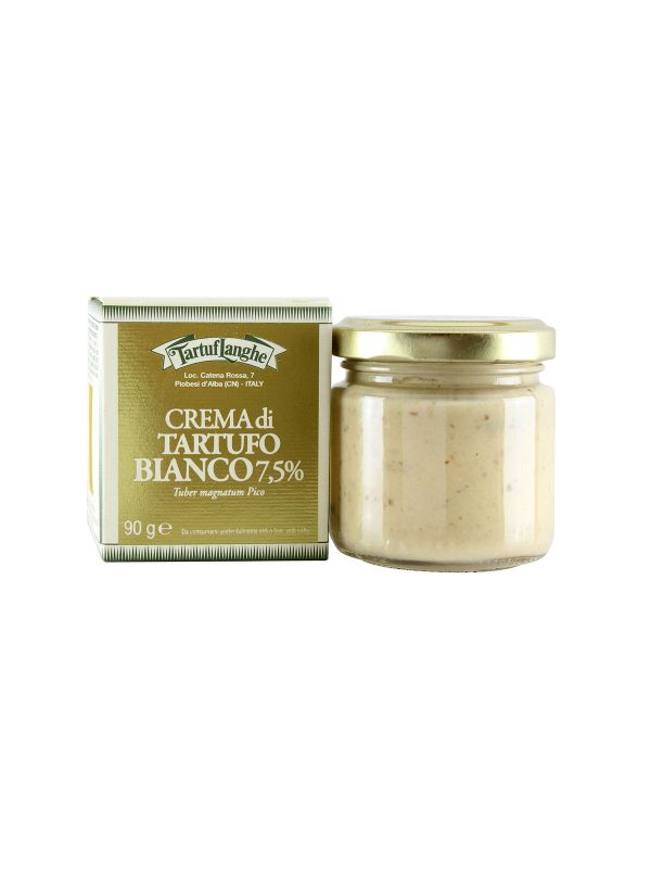 Alba White Truffle Cream - Truffles - Buon'Italia