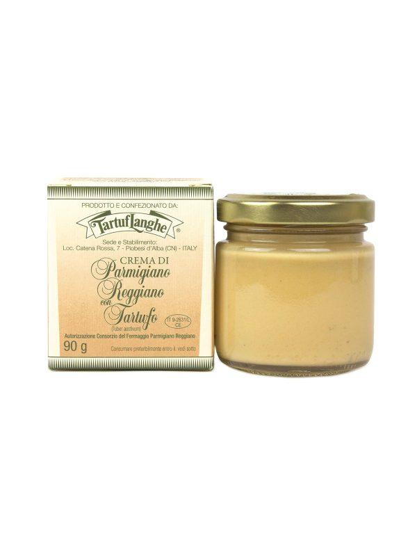 Parmigiano Reggiano Cheese Truffle Cream - Truffles - Buon'Italia