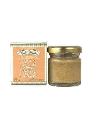 Porcini Mushroom Truffle Cream - Truffles - Buon'Italia