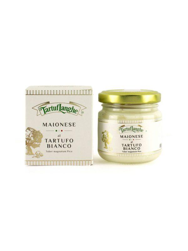 White Truffle Mayonnaise - Truffles - Buon'Italia