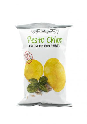 Pesto Chips - Sweets, Treats & Snacks - Buon'Italia