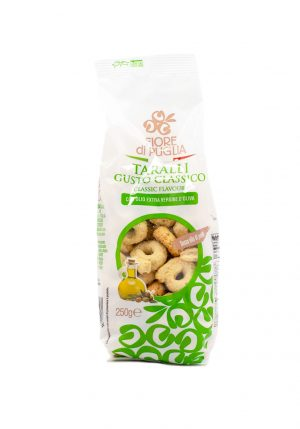 Taralli Classic Flavor - Sweets, Treats & Snacks - Buon'Italia