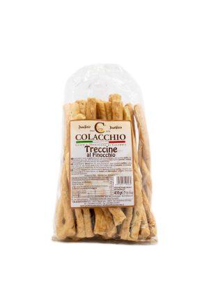 Treccine al Finocchio - Sweets, Treats & Snacks - Buon'Italia