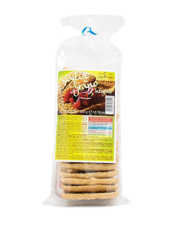 Sfoglia di Grano Integrale - Sweets, Treats & Snacks - Buon'Italia