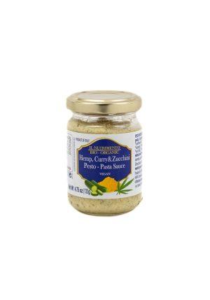 Hemp, Curry and Zucchini Pesto - Pantry - Buon'Italia
