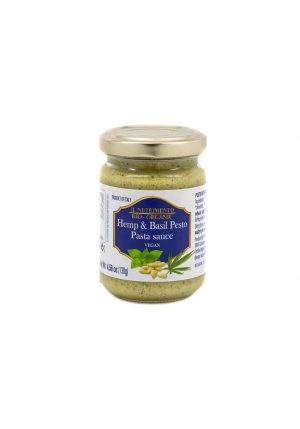 Hemp and Basil Pesto - Pantry - Buon'Italia