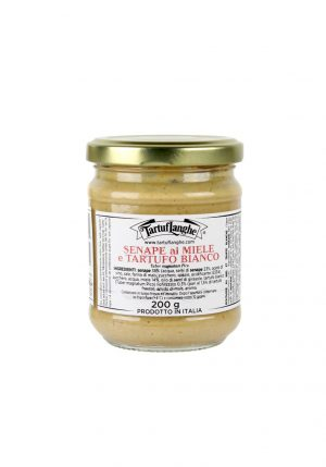 Honey Mustard with White Truffle - Pantry - Buon'Italia