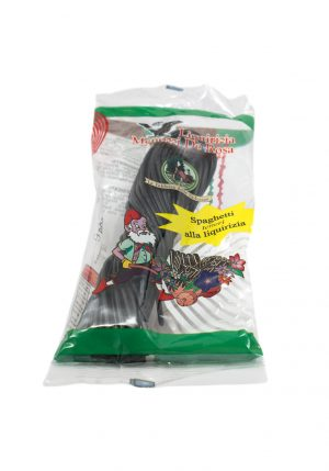 Menozzi Soft Licorice Spaghetti - Sweets, Treats & Snacks - Buon'Italia