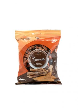 Soft Licorice Toffeerelle Candy - Sweets, Treats & Snacks - Buon'Italia